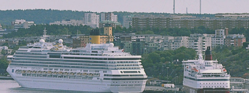 Cruise Ships & Air Quality