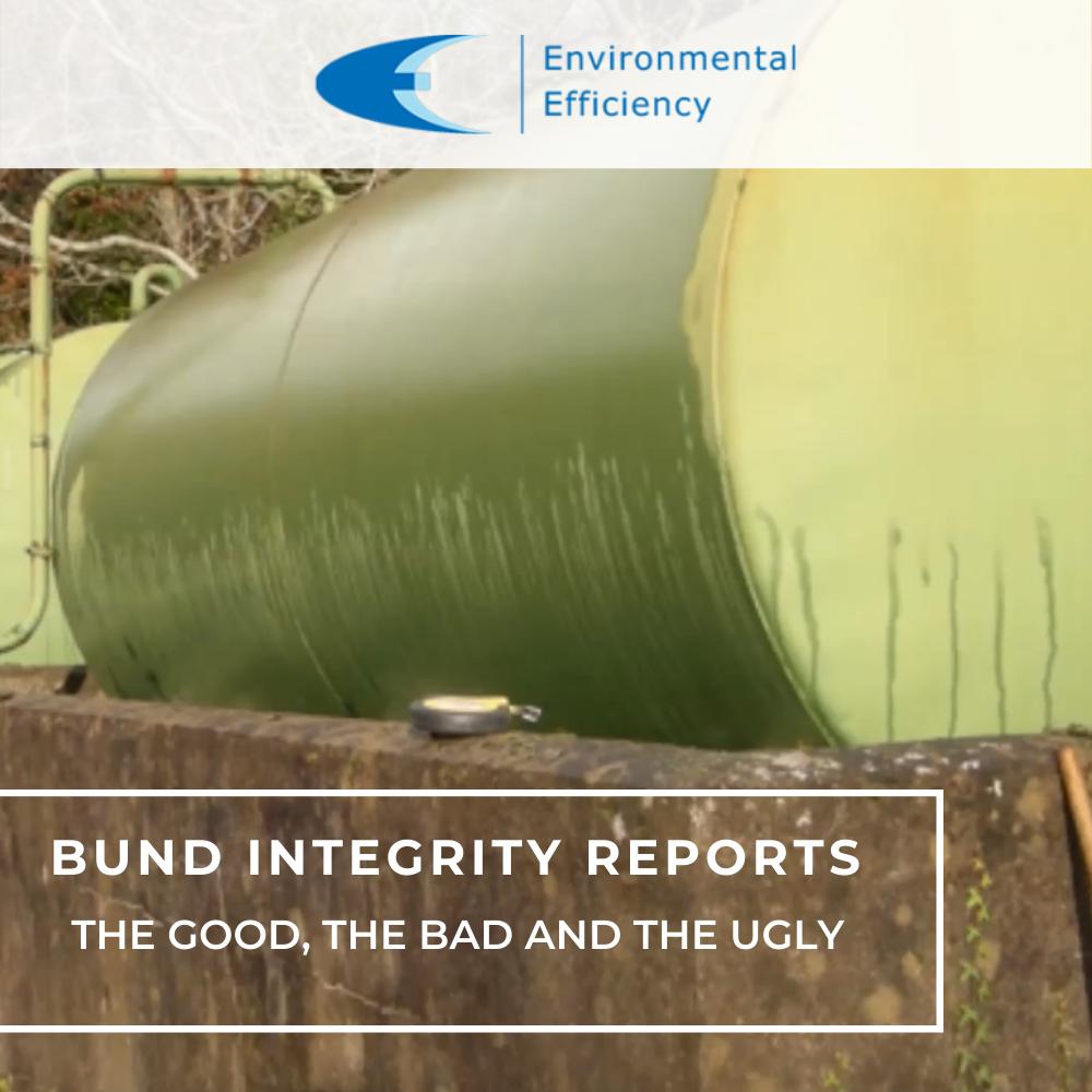 bund integrity reports