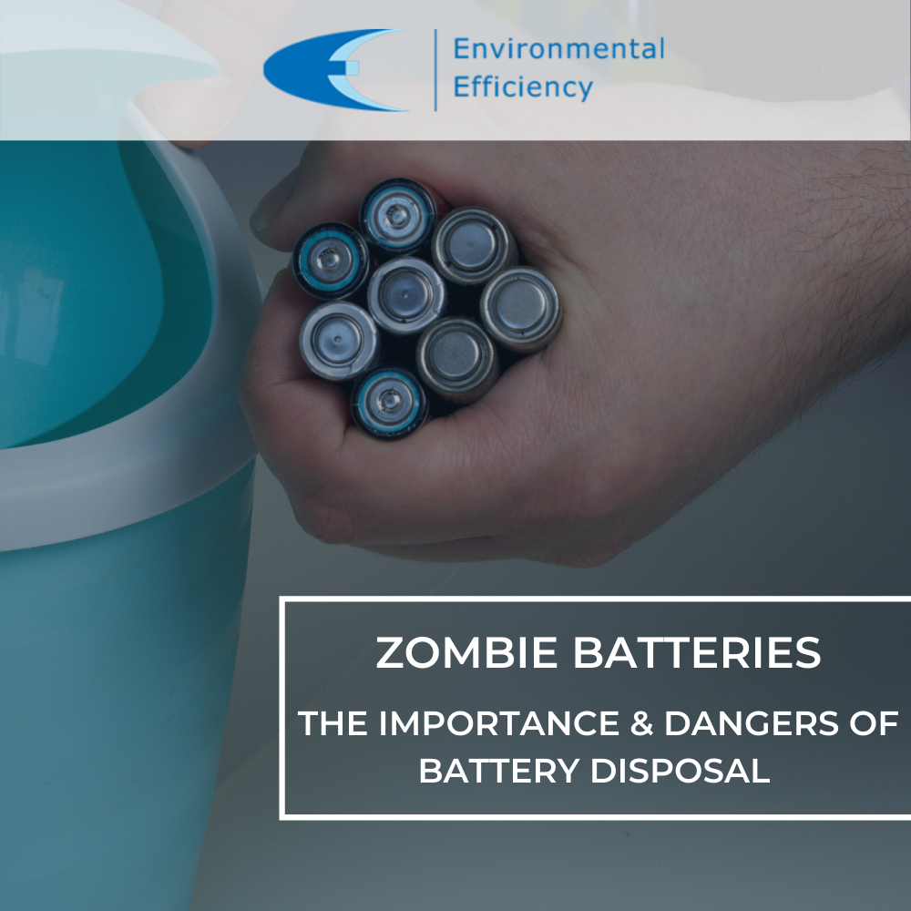 battery disposal recycling