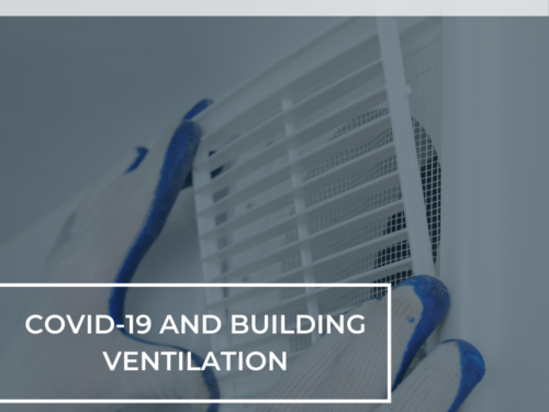 building ventilation and covid 19